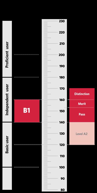 Cách tính và ý nghĩa điểm thi PET phiên bản 2020